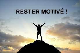Comment Rester Motivé?