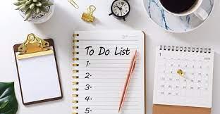 Comment utiliser une To-Do List ?